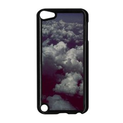 Through The Evening Clouds Apple iPod Touch 5 Case (Black)
