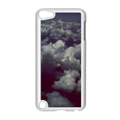 Through The Evening Clouds Apple iPod Touch 5 Case (White)