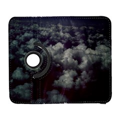 Through The Evening Clouds Samsung Galaxy S  III Flip 360 Case