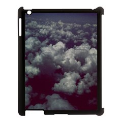 Through The Evening Clouds Apple iPad 3/4 Case (Black)