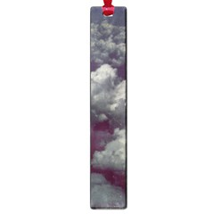 Through The Evening Clouds Large Bookmark