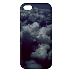 Through The Evening Clouds Apple Iphone 5 Premium Hardshell Case