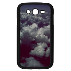 Through The Evening Clouds Samsung Galaxy Grand Duos I9082 Case (black)