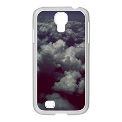 Through The Evening Clouds Samsung GALAXY S4 I9500/ I9505 Case (White)