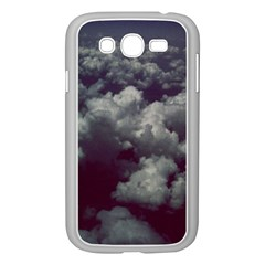 Through The Evening Clouds Samsung Galaxy Grand DUOS I9082 Case (White)