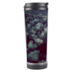 Through The Evening Clouds Travel Tumbler