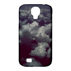 Through The Evening Clouds Samsung Galaxy S4 Classic Hardshell Case (PC+Silicone)