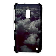 Through The Evening Clouds Nokia Lumia 620 Hardshell Case