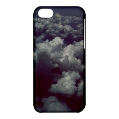 Through The Evening Clouds Apple iPhone 5C Hardshell Case