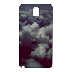 Through The Evening Clouds Samsung Galaxy Note 3 N9005 Hardshell Back Case