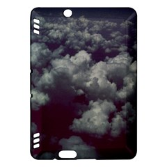Through The Evening Clouds Kindle Fire HDX 7  Hardshell Case