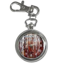 Automn Swamp Key Chain Watch