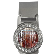 Automn Swamp Money Clip (CZ)