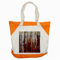 Automn Swamp Accent Tote Bag