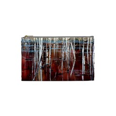 Automn Swamp Cosmetic Bag (small)