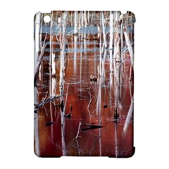 Automn Swamp Apple Ipad Mini Hardshell Case (compatible With Smart Cover)