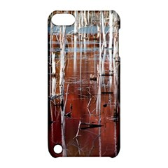 Automn Swamp Apple Ipod Touch 5 Hardshell Case With Stand