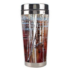 Automn Swamp Stainless Steel Travel Tumbler