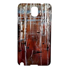 Automn Swamp Samsung Galaxy Note 3 N9005 Hardshell Case