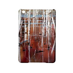 Automn Swamp Apple iPad Mini 2 Hardshell Case