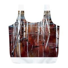 Automn Swamp Reusable Bag (L)