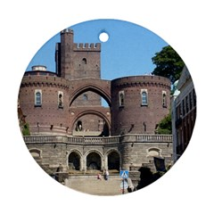 Helsingborg Castle Round Ornament