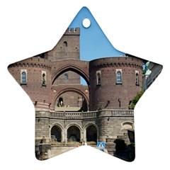 Helsingborg Castle Star Ornament