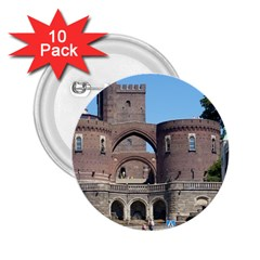 Helsingborg Castle 2.25  Button (10 pack)