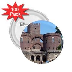 Helsingborg Castle 2 25  Button (100 Pack)