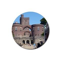 Helsingborg Castle Drink Coasters 4 Pack (round)