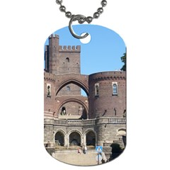 Helsingborg Castle Dog Tag (one Sided)