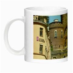 Helsingborg Castle Glow in the Dark Mug