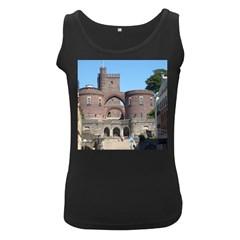 Helsingborg Castle Women s Tank Top (Black)