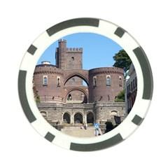 Helsingborg Castle Poker Chip