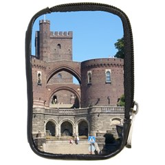 Helsingborg Castle Compact Camera Leather Case