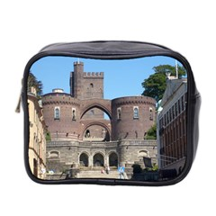 Helsingborg Castle Mini Travel Toiletry Bag (Two Sides)