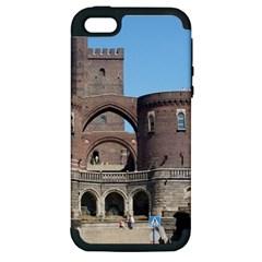 Helsingborg Castle Apple Iphone 5 Hardshell Case (pc+silicone)