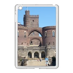 Helsingborg Castle Apple iPad Mini Case (White)