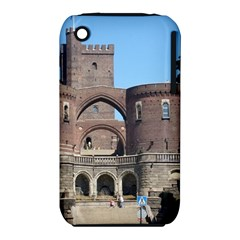 Helsingborg Castle Apple iPhone 3G/3GS Hardshell Case (PC+Silicone)