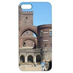 Helsingborg Castle Apple Iphone 5 Hardshell Case With Stand