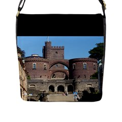 Helsingborg Castle Flap Closure Messenger Bag (Large)