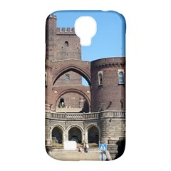 Helsingborg Castle Samsung Galaxy S4 Classic Hardshell Case (PC+Silicone)