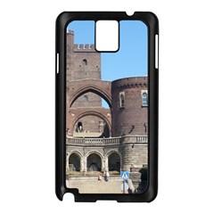 Helsingborg Castle Samsung Galaxy Note 3 N9005 Case (Black)
