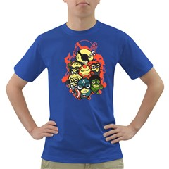 Despicable Avengers Men s T-shirt (Colored)