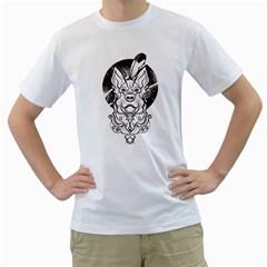 Shepherd Men s T-Shirt (White)