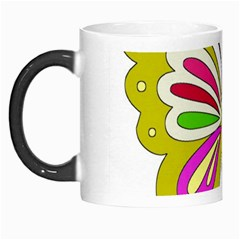 Color Butterfly  Morph Mug