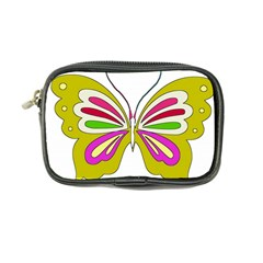 Color Butterfly  Coin Purse