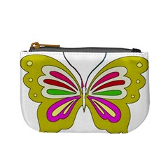 Color Butterfly  Coin Change Purse