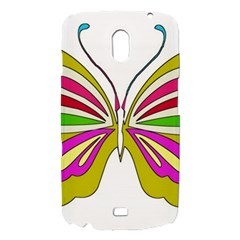 Color Butterfly  Samsung Galaxy Nexus i9250 Hardshell Case