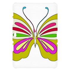 Color Butterfly  Samsung Galaxy Tab 10.1  P7500 Hardshell Case